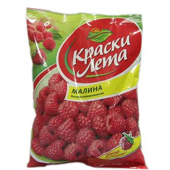 Упаковка для замороженных ягод